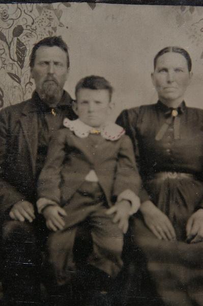 Barney Mason ca. 1875 - 80 by stepmac