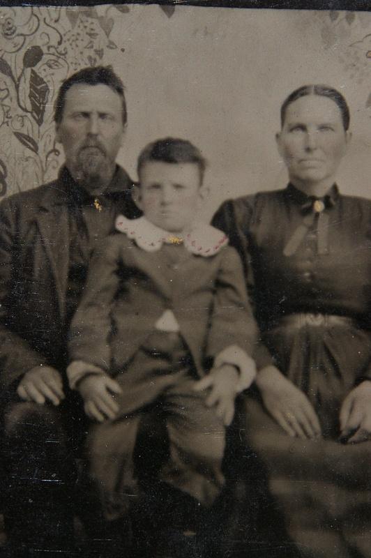 Barney Mason ca. 1875 - 80