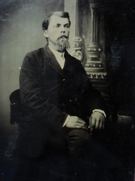Judge Warren Bristol ca. '81 by stepmac
