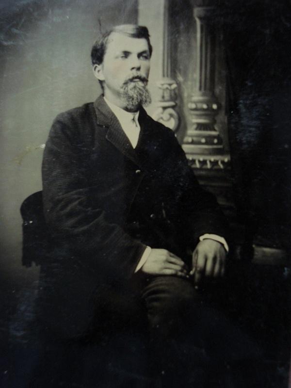 Judge Warren Bristol ca. '81