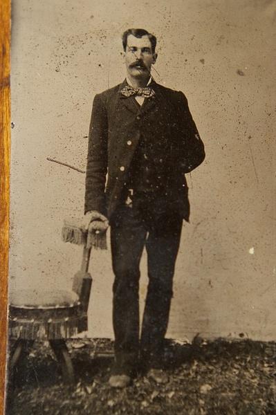 Wm. Brady Ca. 1877 by stepmac