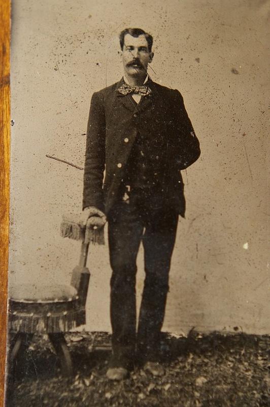 Wm. Brady Ca. 1877