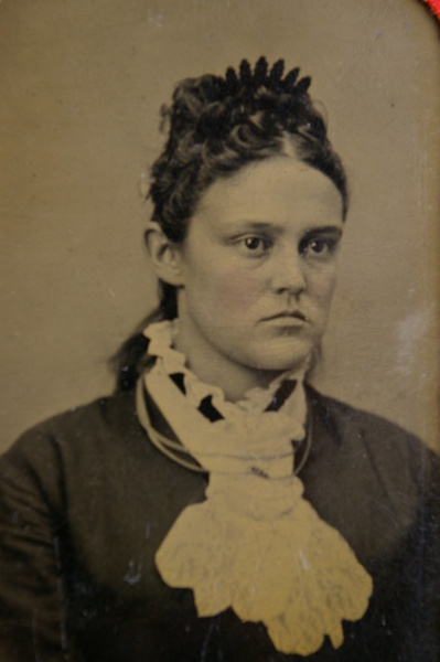 Sallie Chisum - ca. 1872 by stepmac