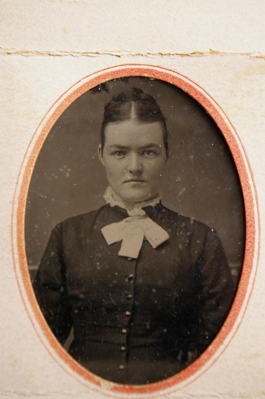 Sallie Lucy Chisum ca. '78