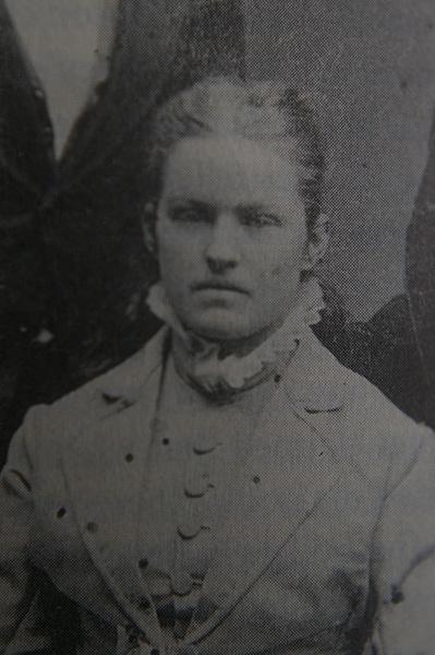Known Sallie ca. 1874 by stepmac