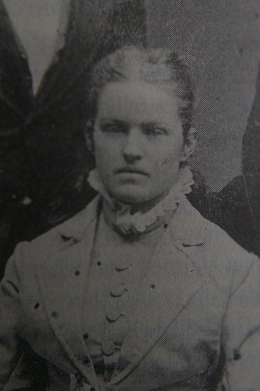 Known Sallie ca. 1874