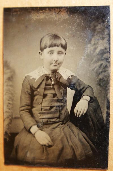 Tully Child ca. 1875 by stepmac