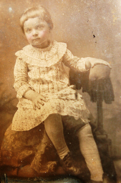 Tulley child ca. 1875 by stepmac