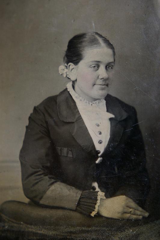 Francis Tully ca. 1875