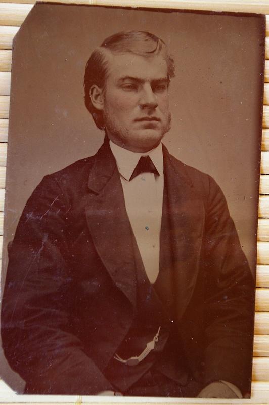 Walter Pitzer Chisum ca 1881