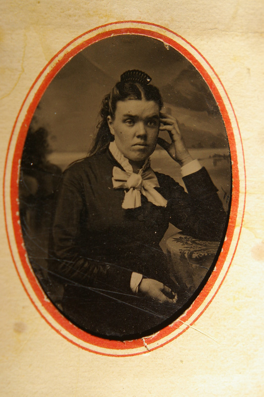 Texana Nuberg ca. 1872