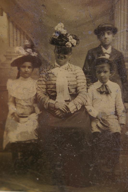 Towry family ca. 1876