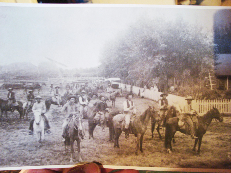Chisum cowboys 1887