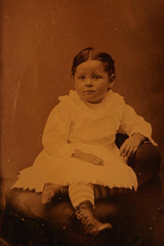John E. Robert ca. 1882