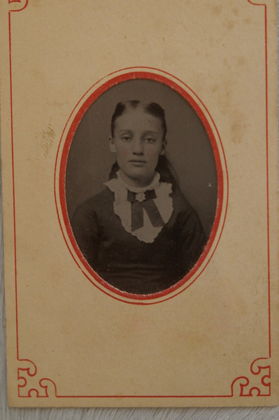 Mary Branch ca. 1861 by stepmac