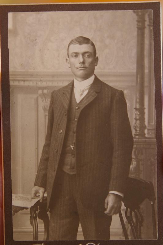 William Robert ca. 1872