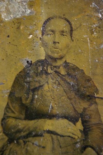 Eliza Jane Hestor ca. 1875 by stepmac