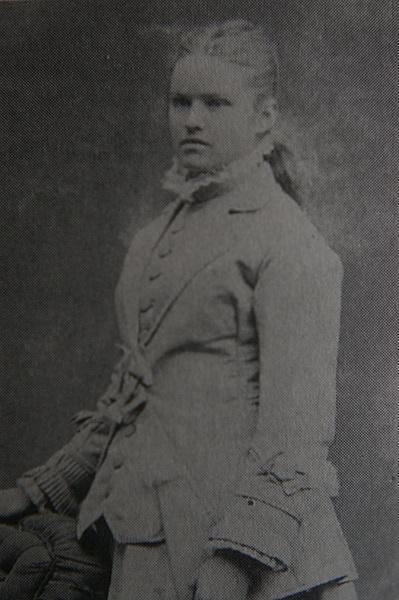 Sallie Chisum ca. 1875 by stepmac