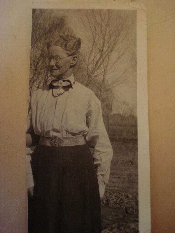 Sallie ca. 1930