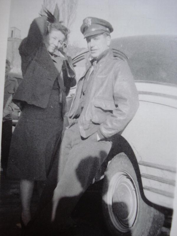 Ara &Fred Phillips ca. 1946