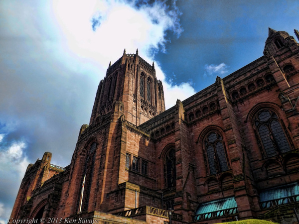 Liverpool Cathedral by KenSavage