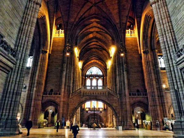 Liverpool_Cathedral_8 by KenSavage