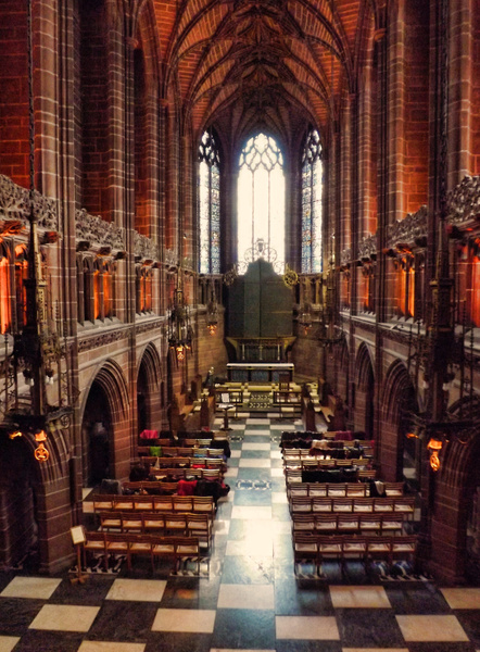Liverpool_Cathedral_6 by KenSavage