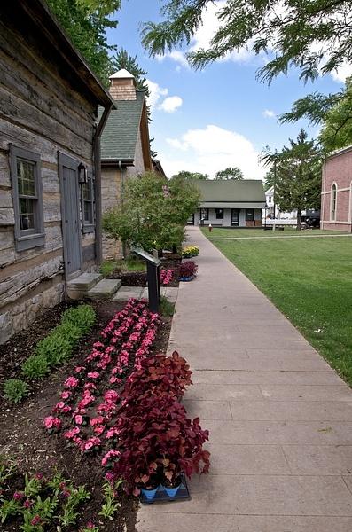 Sylvania Historical Village by SDNowakowski