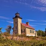 Copper Harbor Lighthouse - UP - Lake Superior