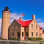 Old Mackinaw Point Lighthouse