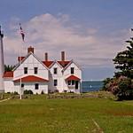 Point Iroquois Lighthouse - UP - Lake Superior