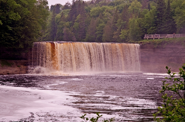 Tahquamenon Falls State Park by SDNowakowski