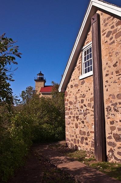 Copper Harbor Lighthouse by SDNowakowski