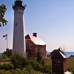 Ausable Point Lighthouse