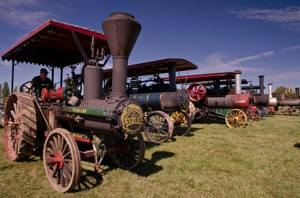 Whiteford Township Steam Show