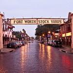 Fort Worth, Texas - Stock Yards