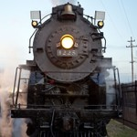 Pere Marquette #1225 Steam Locomotive Viewing Party