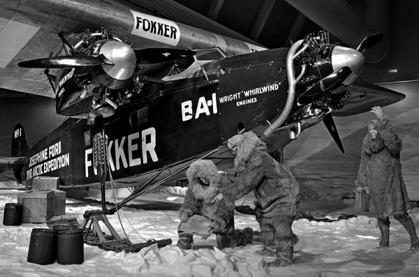 Henry Ford Museum Tri-Motor-2013-Fastone-3 by...