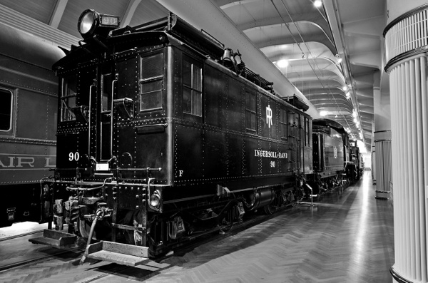Henry Ford Museum-Freight Motor-2013-fastone by...