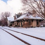 Jonesville & Moscow Railroad Stations in Southeast Michigan