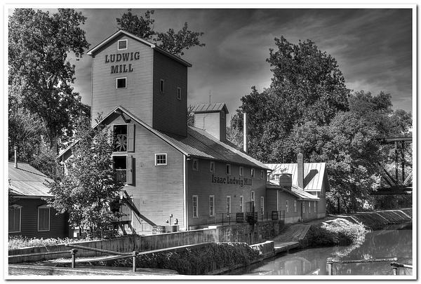 2012 & 2013 in Black & White and HDR B&W by SDNowakowski