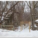Abandoned Railroad Bridges in Southeast Michigan