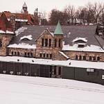Ann Arbor & Ypsilanti RR Winter Shots