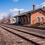 Mount Clemens, Michigan Railroad Depot