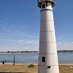 Marine City, Michigan Channel Light