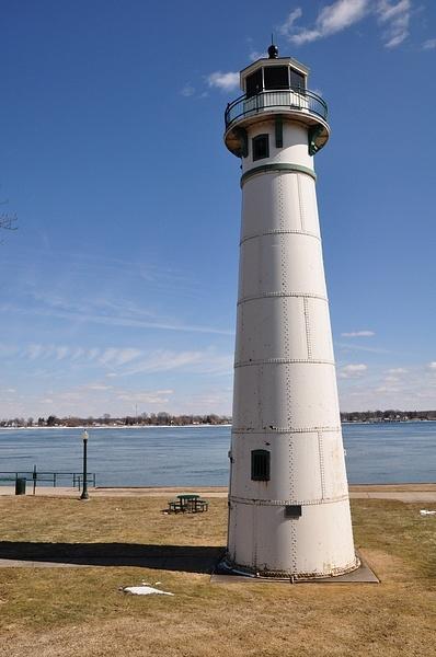 Marine City, Michigan Channel Light by SDNowakowski