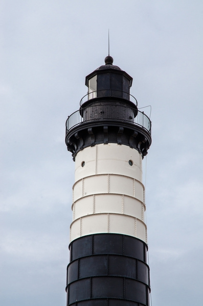 Big Sable Point Lighthouse (Lake Michigan) by...