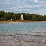 40-Mile Point Lighthouse (Lake Huron)