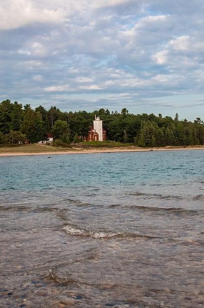 40-Mile Point Lighthouse (Lake Huron) by SDNowakowski
