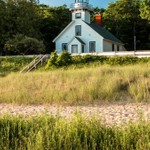 Old Mission Point Lighthouse (Lake Michigan)